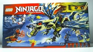 LEGO Live Construction : Ninjago's Attack of the Morro Dragon (1/3) [Français]