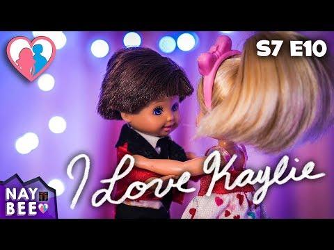 """S7 E10 """"I Love Kaylie"""" SEASON FINALE   The Barbie Happy Family Show"""
