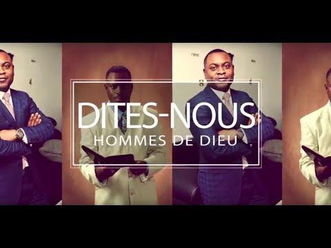 Emission Dites-nous Hommes de Dieu avec le Pasteur Hervé Mathieu