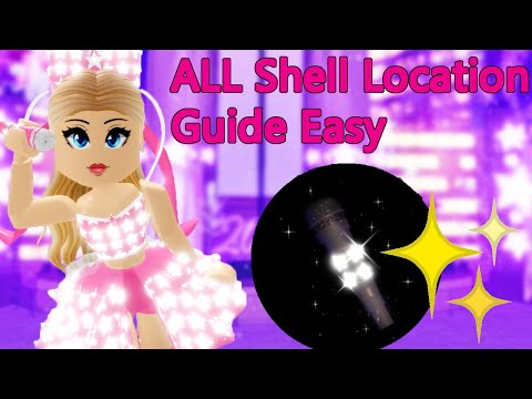 Shell Location Guide Easy Royale High New Years Update