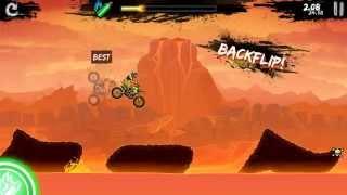Bike Rivals / Level 52 / 3 Stars (Android)