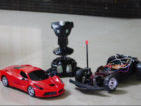 How to modify RC car