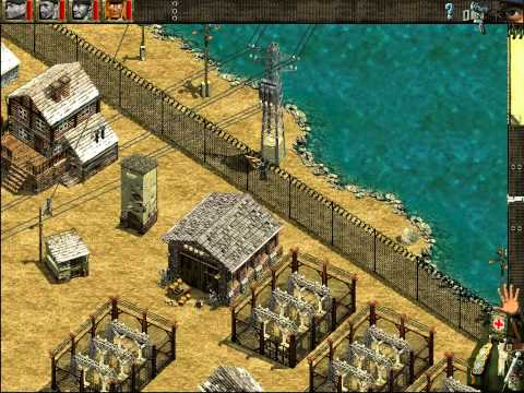 Let's Play Commandos - Behind Enemy Lines - 06 - Spy Time