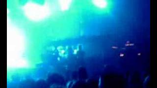 Faithless - Nates Tune - live