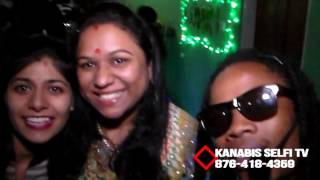 BEST LOHRI INDIAN PARTY EVER IN JAMAICA   KANABIS SELFI TV