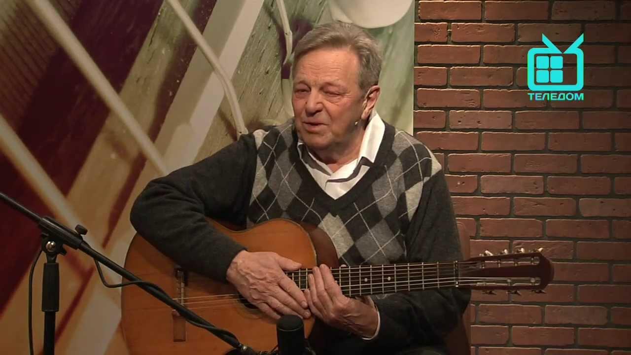 Гитара по кругу. Борис Полоскин.