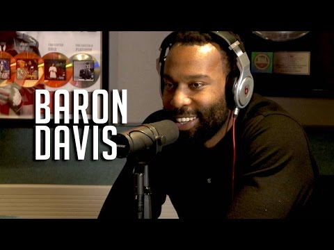 Baron Davis Goes In Depth on Just How Bad Donald Sterling Is ??