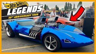 Hot Wheels Legends Tour - Real Life Hot Wheels  #HotWheels50 #HotWheelsLegends