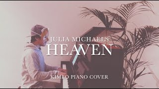 Julia Michaels - Heaven (Fifty Shades Freed) [Piano Cover + Sheets]