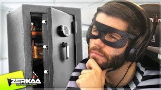 LEARNING How To CRACK a SAFE! (Thief Simulator #4) thumbnail