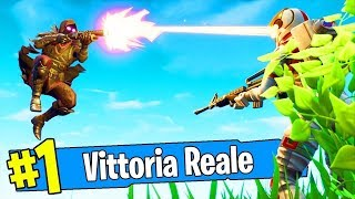 REAL VITTORY A BIBIAN PERO PUR ALWAYS A VITTORY [FORTNITE]