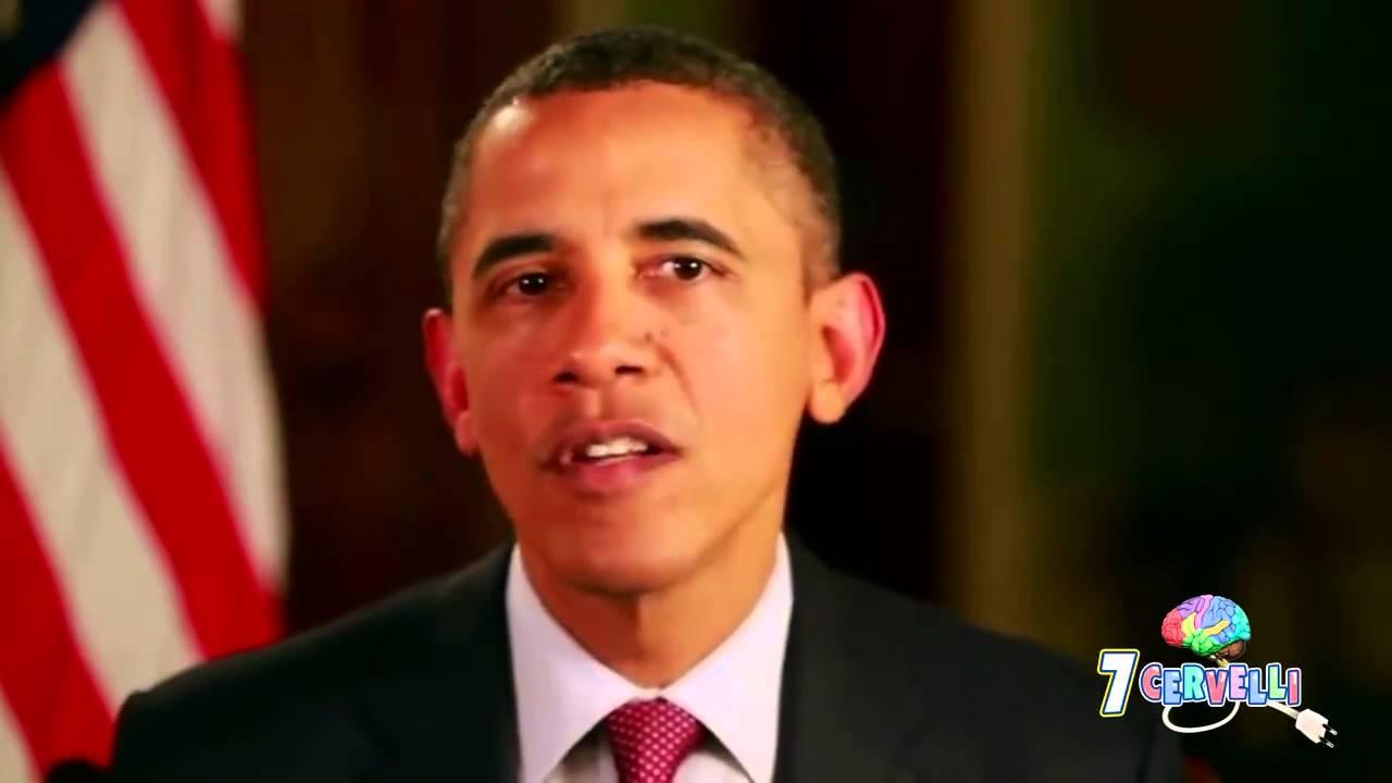 7 Cervelli Auguri Di Natale.7 Cervelli Discorso Di Fine Anno Barack Obama Il Ritorno Youtube