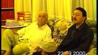 SUNGUR AĞABEY DOKTOR RAUF RİSALE İ NUR DERSİ VE HATIRALAR 23 9 2003 3