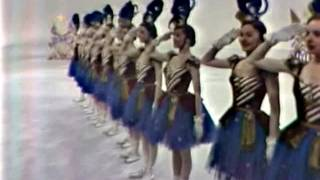 Here is a 1959 broadcast of the Grand Pas de Deux and both Variations, (with some cuts) and the complete Coda and Finale, from Balanchine's tribute to his ...