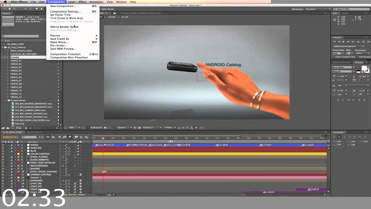 download android apk adobe after effects