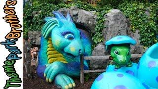 Land of Dragons Busch Gardens Williamsburg