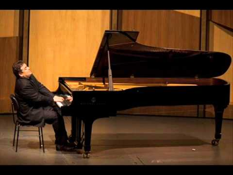 Liszt Ballade No. 2 in B minor Arcadi Volodos live in Berlin 2001
