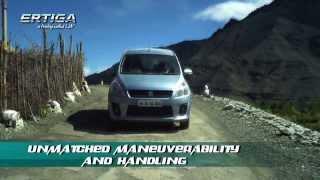 ertiga drive from shimla to leh