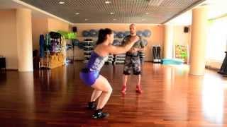 2. Упражнение «Приседания с ударом колена»(, 2015-07-09T14:46:30.000Z)
