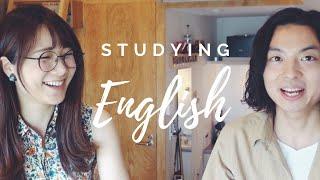 初コラボ動画!毎日独学で英語学習を続けているミュージシャン&デザイナ...