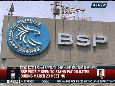 Strategist believes BSP to increase rates