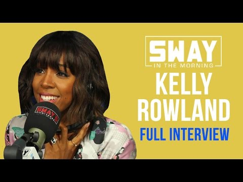 Kelly Rowland Speaks on Her Body's Snapback After Having Her Baby
