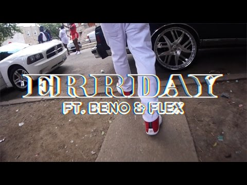 Kloud 9 - Errday ft. Beno & Flex (Official Music Video)