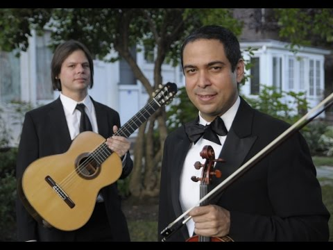 Violin and Guitar Wedding Ceremony Music by Benavides - Galvez Duo New York