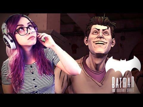 BATMAN Telltale EPISODE 4:  Guardian Of Gotham (PC) LIVE /BunnyGirl