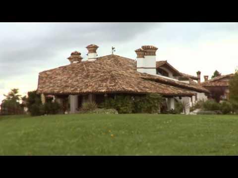 VILLA FAGAGNA  - строим загородные дома по проектом лучших итальянских  архитекторов:
