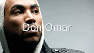 Watch Don Omar Adios video