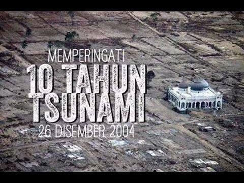 PERUBAHAN BANDAR ACEH SETELAH TSUNAMI TAHUN 2004