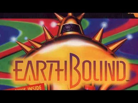 CGRundertow EARTHBOUND for SNES / Super Nintendo Video Game Review
