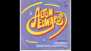 Alton Edwards - I Just Wanna (Instrumental)
