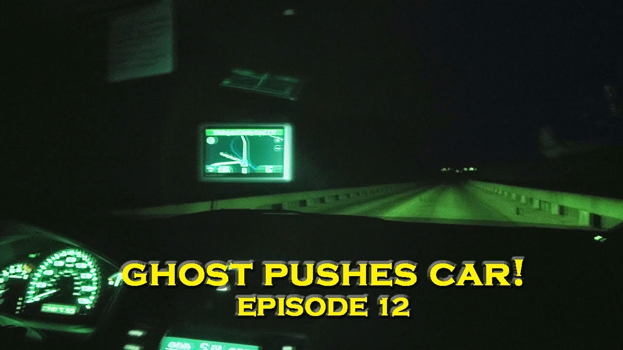 Ghost Kid Pushes Car Caught on Video? Haunted Jake's Road! (DE Ep. 12)