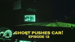 Ghost Kid Pushes Car Caught on Video? Haunted Jake