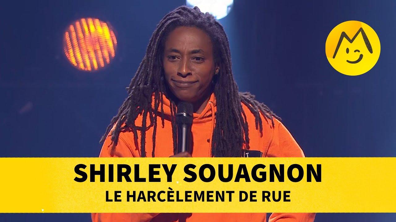 Shirley Souagnon - Le harcèlement de rue