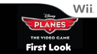 Disney Planes: The Video Game - First 13 Minutes - [Wii]