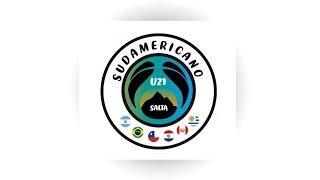 Sudamericano U21 Uruguay Vs. Brasil