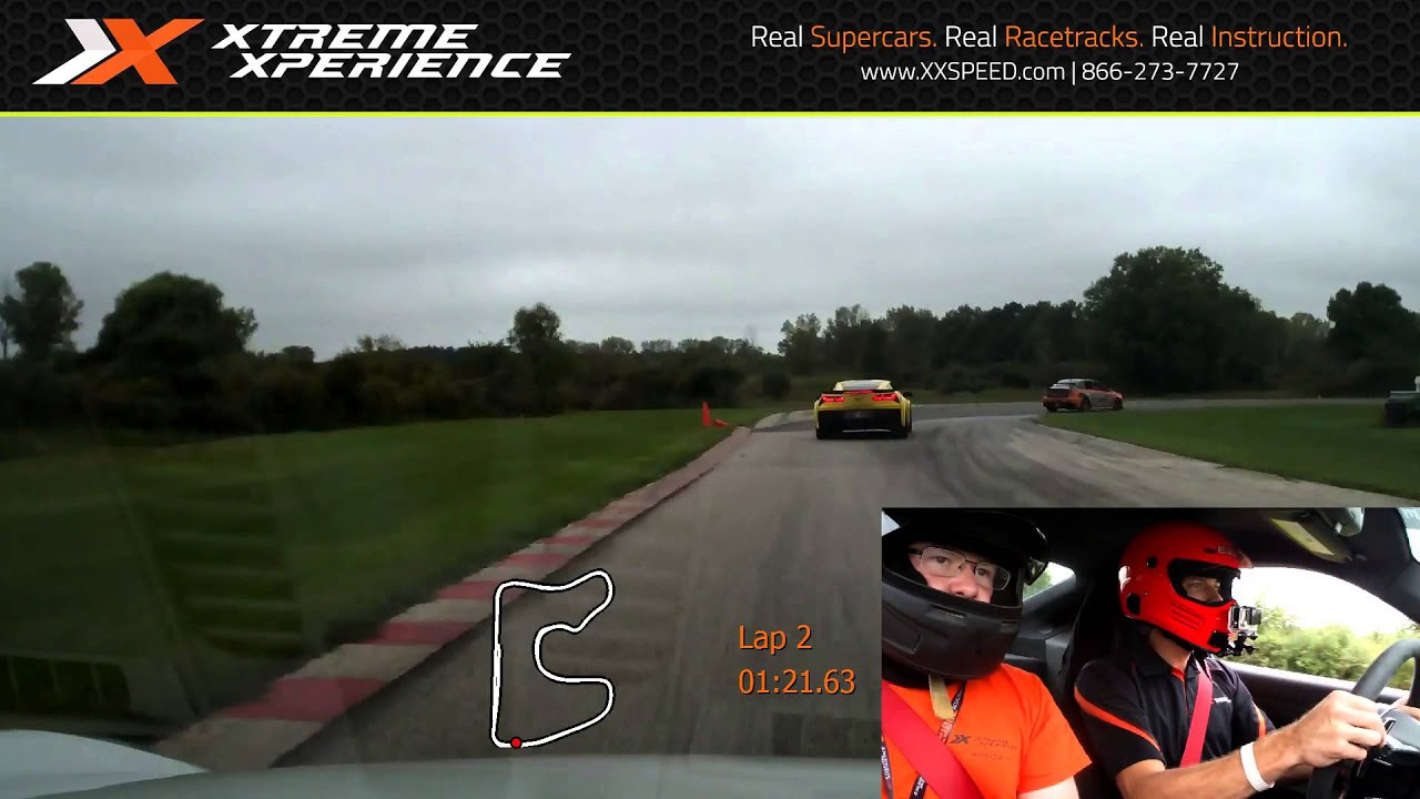 4 Simple Ways to Learn a New Track - Xtreme Xperience