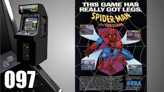 Spider-Man: The Video Game [097] Arcade Longplay/Walkthrough/Playthrough (FULL GAME)