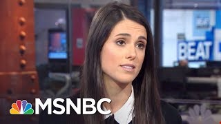 Liz Plank: A Porn Star Might Be The First Person To Outplay Trump | The Beat With Ari Melber | MSNBC