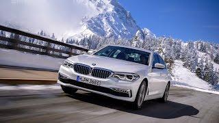 2017 BMW 530e Test Drive