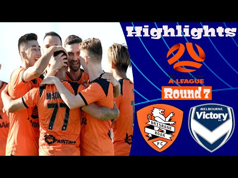 Brisbane Roar Melbourne Victory Goals And Highlights