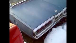 1965 Ford Thunderbird - for sale (walk around video)
