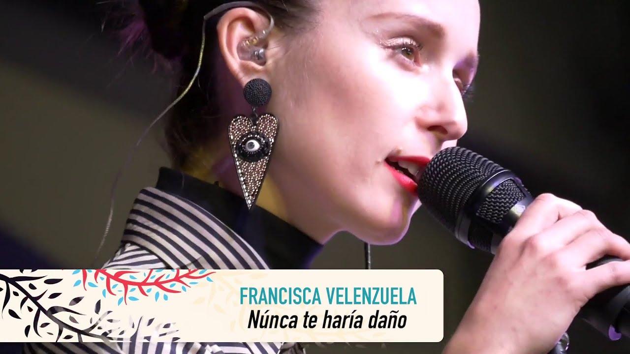 Francisca Valenzuela - Nunca Te Haría Daño (Jorge González Cover HD)