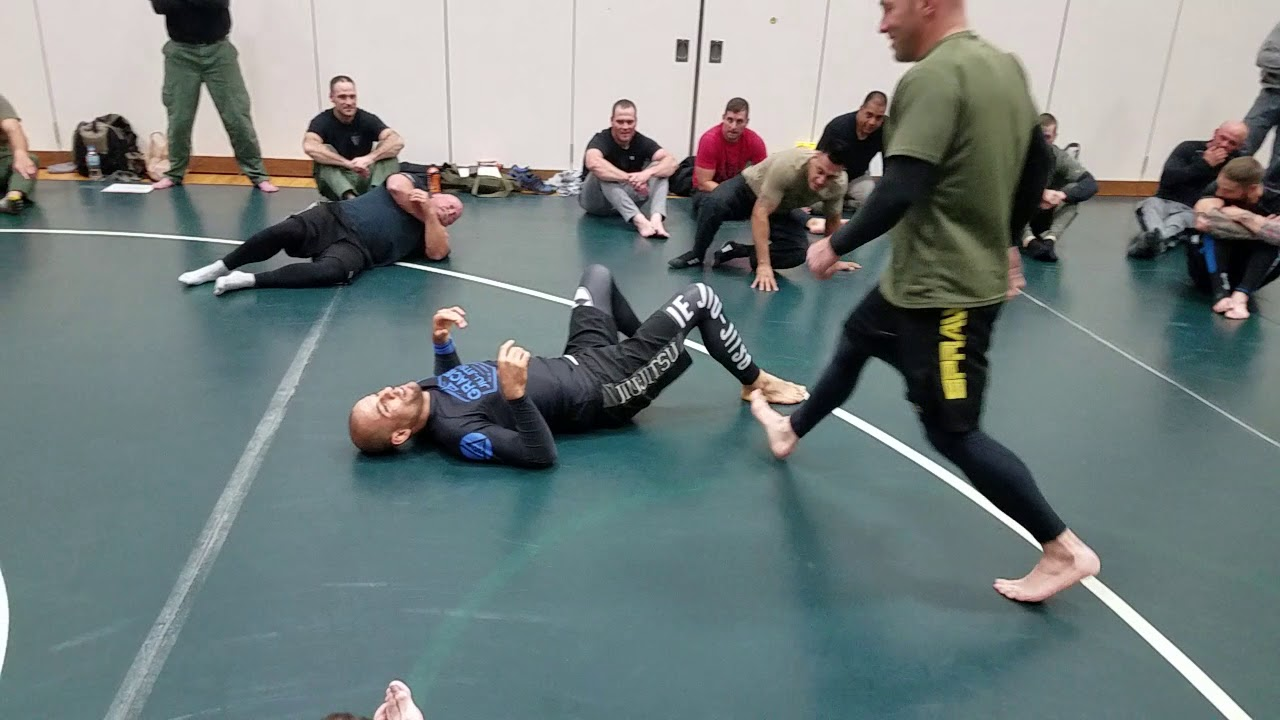 Trap and Roll with Ryron Gracie - Livingston County MI Level 1 GST