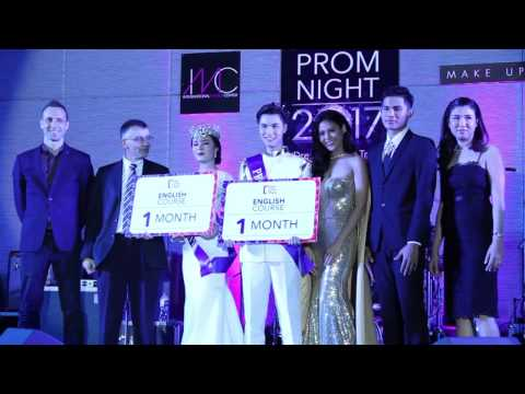 Wall Street English PROM NIGHT PARTY 2017