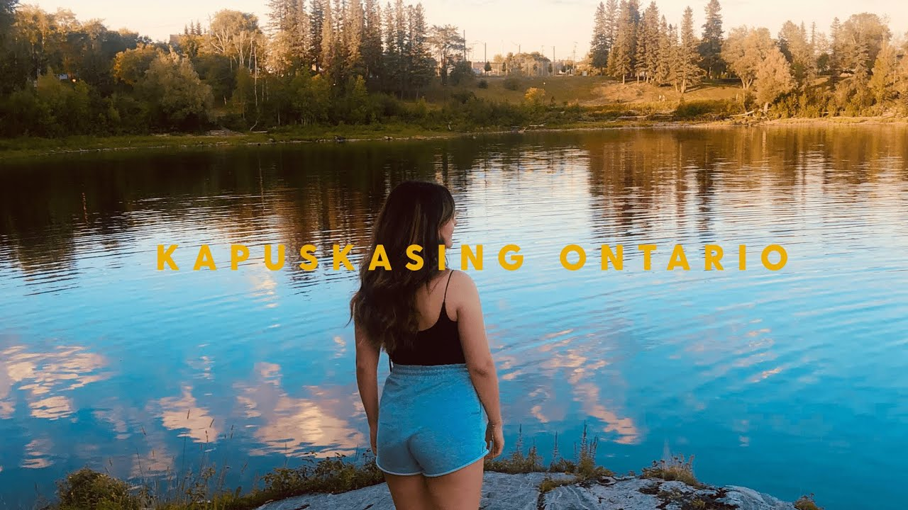 Download 8 HOUR DRIVE TO KAPUSKASING ONTARIO! - Canada Vlog 1