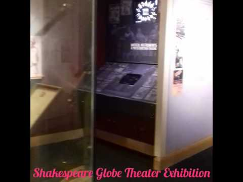 Shakespeare globe theater exhibition 4